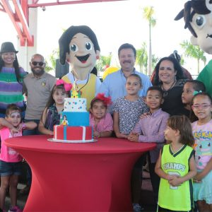 Museo del Niño reabre sus puertas para celebrar su 6to aniversdario